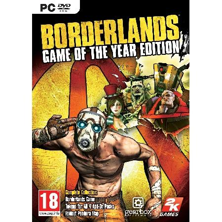 Bild på Borderlands - Game of the Year Edition (PC) från Prisjakt.nu