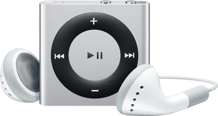 best deals on apple ipod shuffle 2gb 4th generation mp3 player compare prices on pricespy. Black Bedroom Furniture Sets. Home Design Ideas