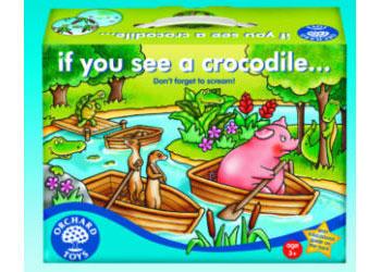 If You See a Crocodile... | Board Game | BoardGameGeek