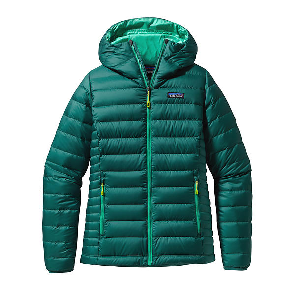 Patagonia Down Sweater Hoody Jacket (Donna)