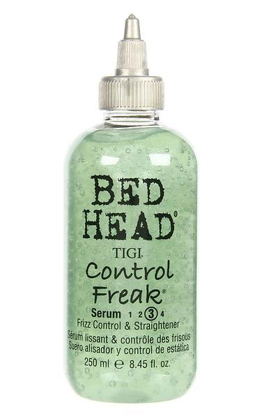 tigi bed head control freak serum 250ml au meilleur prix comparez les offres de huile. Black Bedroom Furniture Sets. Home Design Ideas
