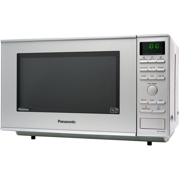 Best Deals On Panasonic Nn Cf760m Stainless Steel Microwaves Compare Prices Pricespy