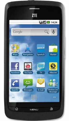 Recension av ZTE Blade Mobiltelefon - Omdömen och betyg af7f9d723cd71