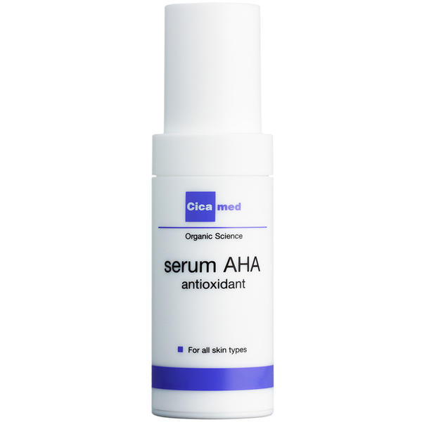 Cicamed serum aha