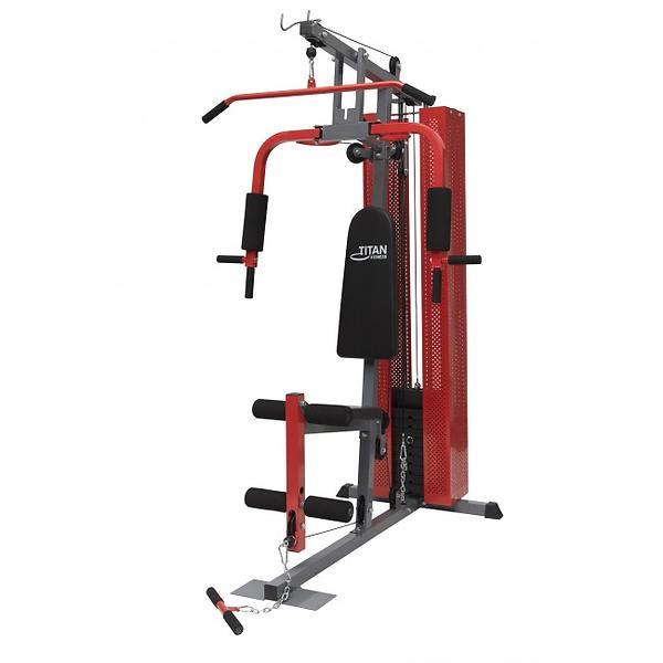 Titan Fitness Homegym 50kg