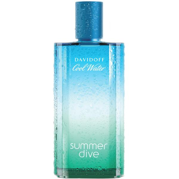 Davidoff Cool Water Man Summer Dive edt 125ml