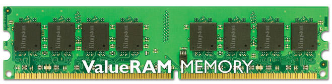 Kingston ValueRAM DDR2 400MHz ECC DR x4 2x4GB (KVR400D2D4R3K2/8G)