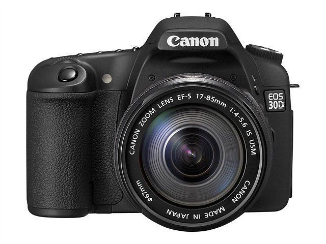 les meilleures offres de canon eos 30d appareil photo reflex hybride comparez les prix sur. Black Bedroom Furniture Sets. Home Design Ideas