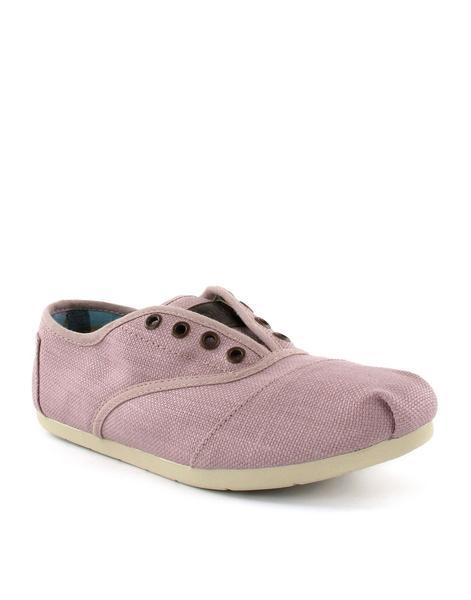 Best pris på Toms Cordones Canvas Sneakers (Dame) Fritidssko