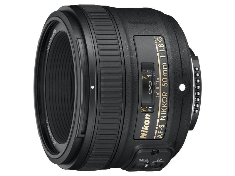 Nikon Nikkor AF-S 50/1,8 G