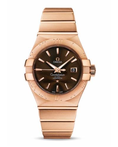 Часы Omega Omega Museum 57025002 мужские в