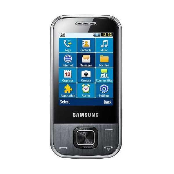 les meilleures offres de samsung gt c3750 t l phone portable comparez les prix sur led nicheur. Black Bedroom Furniture Sets. Home Design Ideas