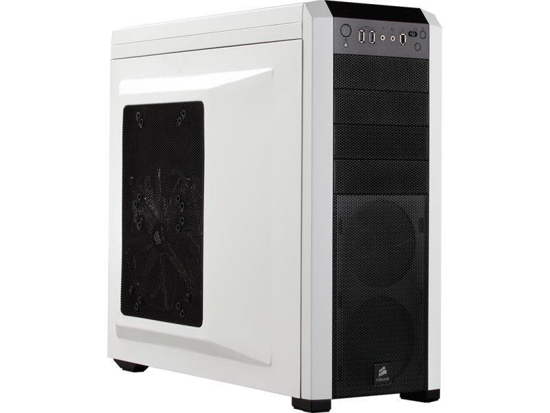 Corsair Carbide 500R (Bianco/Nero)