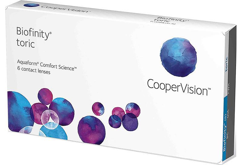 Biofinity linser prisjakt