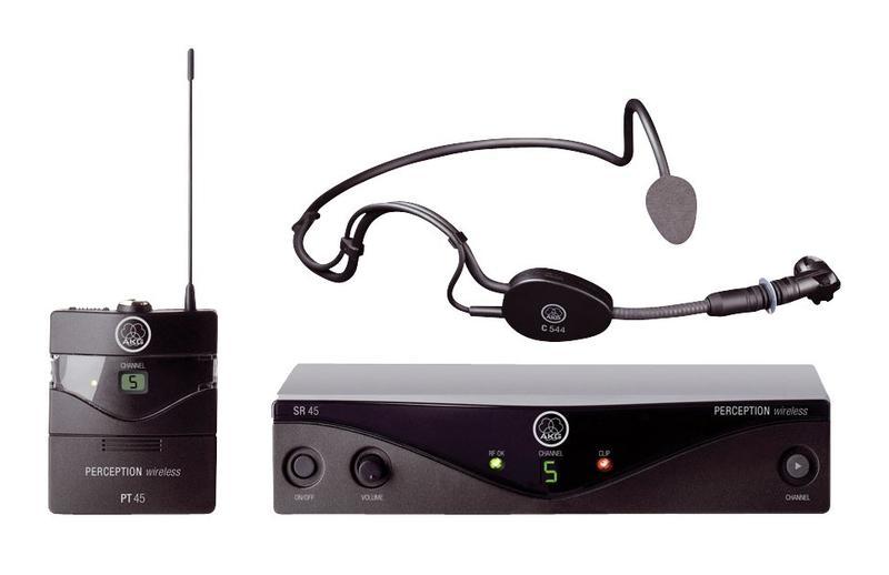 AKG Perception Wireless Sports