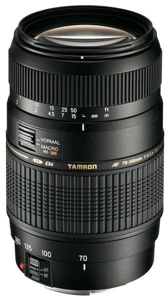 Tamron AF 70-300/4,0-5,6 LD Di Macro for Canon