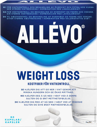 allevo weight loss kapslar funkar