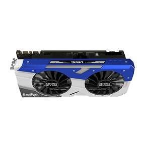 Palit GeForce GTX 1080 GameRock Premium HDMI 3xDP 8GB