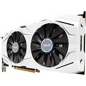Asus GeForce GTX 1060 Dual 2xHDMI 2xDP 3GB