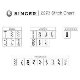Singer Tradition 2273