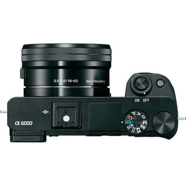 Sony Alpha A6000 + 16-50/3,5-5,6 OSS