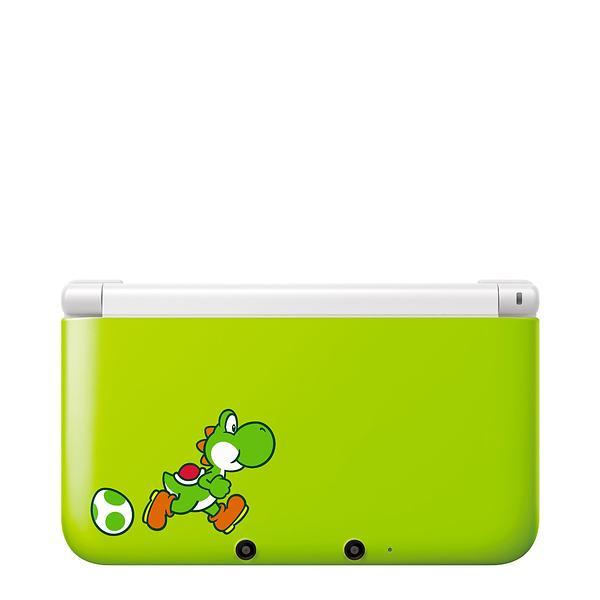 Nintendo 3DS XL - Yoshi Special Edition