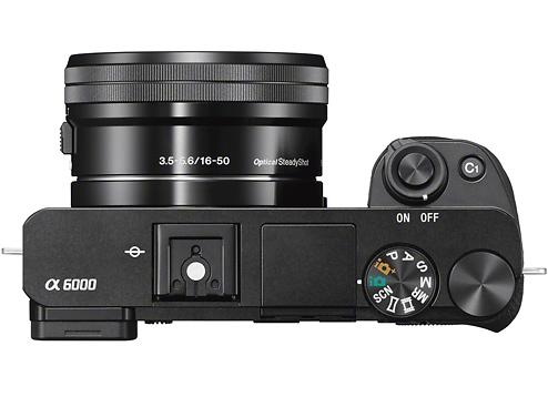 Sony Alpha A6000 + 16-50/3,5-5,6 OSS + 55-210/4,5-6,3 OSS