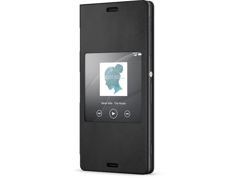 Sony Style Cover Window SCR24 for Sony Xperia Z3