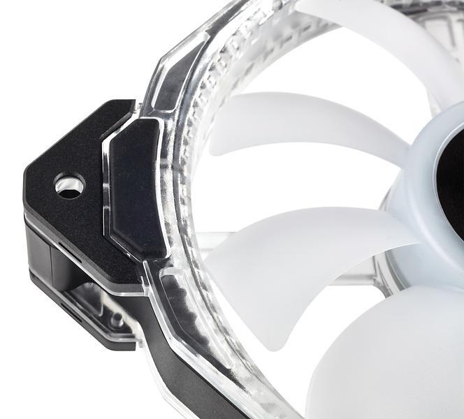 Corsair HD Series HD120 RGB PWM 120mm LED