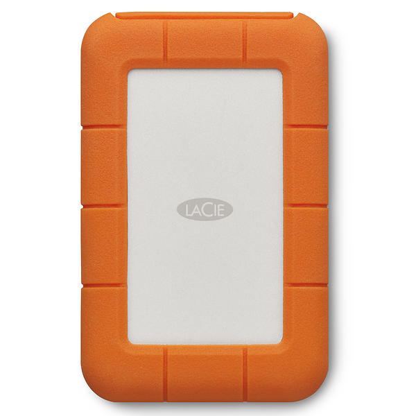 LaCie Rugged USB-C 4TB