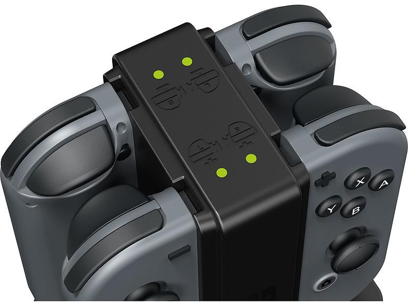 PowerA Nintendo Switch JoyCon Charging Dock Switch