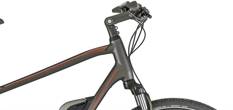 Scott E-Sub Cross 20 2018 (E-bike)
