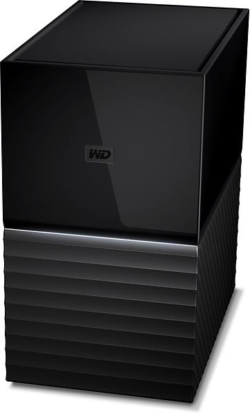 WD My Book Duo V2 12TB