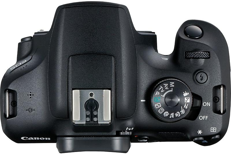Canon EOS 2000D + 18-135/3,5-5,6 IS STM